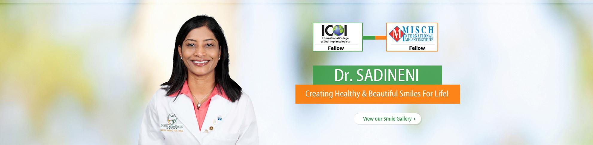 Dr. Sadineni